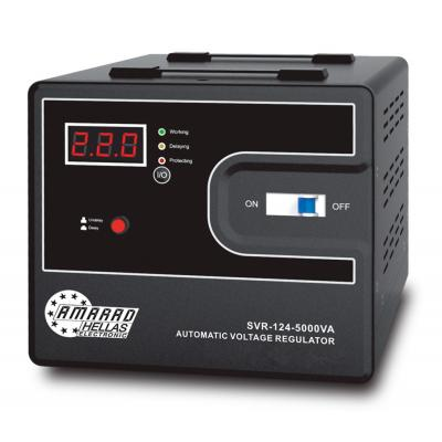 AMARAD SVR-5000VA Σταθεροποιητής τάσης τύπου relay 5000VA